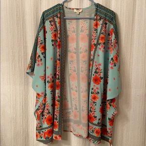Gorgeous Umgee Kimono